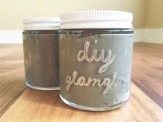 DIY Glamglow Supermud Clearing Treatment  1/4 cup bentonite clay 8 capsules of activated charcoal 4 oz brewed chamomile tea 2 tbsp coconut oil (melted) 1 tbsp aloe vera gel 2 drops of eucalyptus oil 2 drops of peppermint oil  Optional boosters:  1/4 tsp tea tree oil (cleansing, purifying, and renewing for acne-prone skin) 1/4 tsp lemon oil (gentle exfoliant for oily/acne-prone skin) 2 drops lavender (calming for sensitive skin)