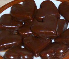 Zlepované čokoládové perníčky (fotorecept) - obrázok 4
