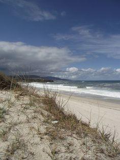 playa de Llas, Foz, (Lugo)