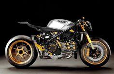 """motographite: DUCATI 1098 FIGHTER """"BLACK FIN"""" by NICK ANGLADA"""
