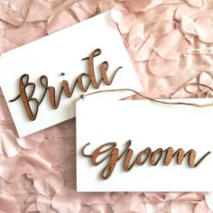 Hey, I found this really awesome Etsy listing at https://www.etsy.com/listing/218141893/chair-signs-bride-and-groom-signs-mr-and