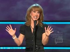 ▶ Kathy Griffin - Balls of Steel - 03/11/2009 - YouTube