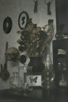 Immagine di butterfly, magic, and dark