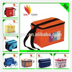 2016 Hot Sales For Promotion Lunch Cooler Bag/Insulated Cooler Bag/Cooler Bag For Frozen Food