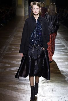 Dries Van Noten Fall 2015 Ready-to-Wear Collection, Fashion Week Preview, Paris Fashion Week, Fashion, Designer, Runway, h-a-l-e.com