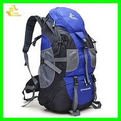 Free Knight Climbing Rucksack 50L Outdoor Waterproof Backpack Cycling Hiking  Bac  Backpack Trekking 979ae56ddab36