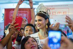 PLDT HOME Ambassador MISS UNIVERSE PHILIPPINES PIA ALONZO WURTZBACH CROWNED MISS UNIVERSE 2015 #PLDTHOMEDSL #PiaWurtzbach #MsUniverse2015 - PAL RAINE