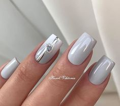 The Effective Pictures We Offer You About dip powder nails A quality picture can tell you many things. Classy Nails, Stylish Nails, Cute Nails, Pretty Nails, Acrylic Nails, Gel Nails, Nail Polish, Nail Nail, Coffin Nails
