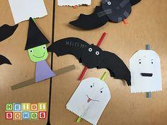 Zipline Halloween STEM challenge!