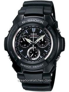 World Time Casio G-Shock