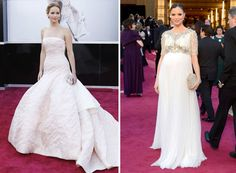 Best Dressed at the Oscars 2013 | Rue