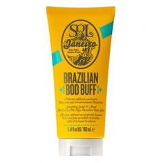 Brazilian Bod Buff Smoothing Scrub 'N Mask