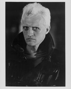 Headshot of actor Rutger Hauer, as he appears in...