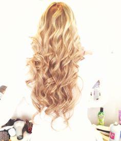 did danielles prom hair!