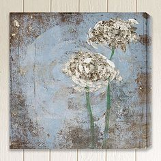Art for the bedroom.  Soothing and i like the colors.