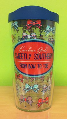 Under The Carolina Moon: Sweetly Southern Bow to Toe Tervis Tumbler Southern Outfits, Southern Fashion, Preppy Southern, Simply Southern, Southern Belle, Southern Charm, Southern Prep, Tervis Tumbler, Tumblers