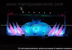Above all set design and production done by Marrquee Events, Pune
