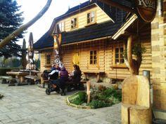 Koliba - restaurant Traveling, Restaurant, Cabin, House Styles, Home Decor, Viajes, Decoration Home, Room Decor, Diner Restaurant