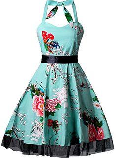 IHOT Skirt Vintage Halter Dress for Girls Women Juniors   https://www.amazon.com/gp/product/B01JLKUEN2/ref=as_li_qf_sp_asin_il_tl?ie=UTF8&tag=rockaclothsto-20&camp=1789&creative=9325&linkCode=as2&creativeASIN=B01JLKUEN2&linkId=fe80e059184b900c8215c50617ebbcb6