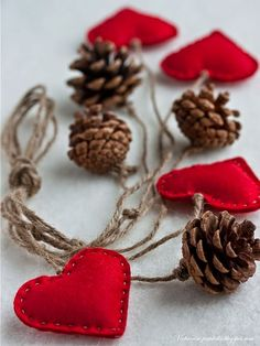 Ideias simples e baratas para decorar a casa no Natal