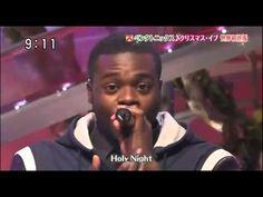 Pentatonix on Japanese tv singing a Christmas Song