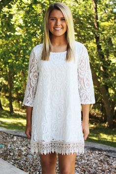 Lovely Surprise Dress >> www.anchorabella.com New Arrivals Weekly! Fast, Free Shipping!