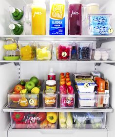 How to Organize a Refrigerator | Clea Shearer and Joanna Teplin, cofounders of The Home Edit, share how they make that daily dive into the refrigerator a treat.