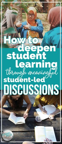 Student-led discussions are a vital part of the learning process, yet they are not always easy! Read our top tips for holding successful discussions in the classroom.