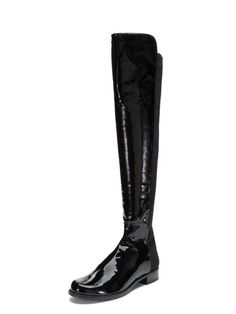 The Safari 5050 Boot by Stuart Weitzman at Gilt....the leopard pair are $10,000