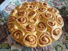 {Ricette bimby} :: Torta di roselline rustiche TM31