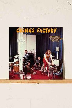 Creedence Clearwater Revival - Cosmo's Factory LP
