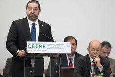 """La communauté internationale au chevet du Liban - Baptisée CEDRE  Conférence économique pour le développement par les réformes et avec les entreprises  cette réunion à laquelle une quarantaine dEtats devrait assister vise à financer des chantiers dinfrastructures tout en poussant à un renforcement des mécanismes de régulati - https://ift.tt/2JkwfpD - \""""lemonde a la une\"""" ifttt le monde.fr - actualités  - April 06 2018 at 02:36AM"""
