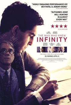 Return to the main poster page for The Man Who Knew Infinity
