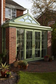 Image result for chartwell green apex conservatory