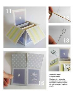 Pop up box card tutorial box cards tutorial card tutorials and issuu pop up box card tutorial by claire keay pronofoot35fo Image collections