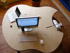 Apple Inc. I want this table!