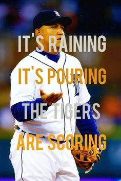 Love miggy and the tigers!!! :)