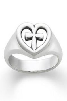 This James Avery ring is so cute:)!