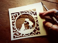Papercutting for Beginners | Printable paper, Free printable and ...