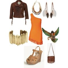 Disney Princess Outfits Polyvore | fashion look from February 2013 featuring Lucky Brand bracelets ...