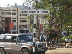 Jomo Kenyatta Highway Kisumu Jomo Kenyatta, King Travel, East Africa, Journey, Inspire, Memories, Memoirs, Souvenirs, Remember This