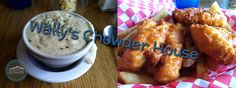 Wally's Chowder House in Des Moines