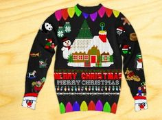 Tacky Christmas Sweaters | Tacky Sweater Contest