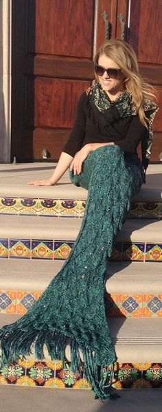 Knitting Patterns Mermaid All new exquisite teal knit mermaid tail blankets with gorgeous sequins, available now at www. Knitted Mermaid Tail Blanket, Crochet Mermaid, Mermaid Blankets, Mermaid Tails, Mermaid Scales, Knitting Patterns, Knit Crochet, Dress Up, Teal