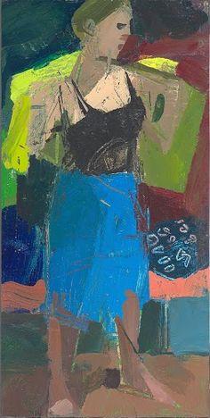 Ken Kewley, Dressing Room Painting, 2008