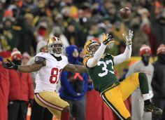 What if #Packers Hyde caught this pass? #NFL #Playoffs #Hypothetical