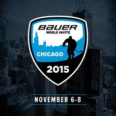 Watching some talented players at the 2016 Bauer World Invite in