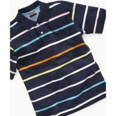 Polo shirt - boys back to school, paired with khakis?