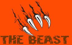 The Beast custom sign Roller Coaster Tycoon, Kings Island, Beast, Signs, Poster, Log Projects, Shop Signs, Sign, Posters