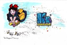 Kiki - delivery service by eREIina.deviantart.com on @DeviantArt